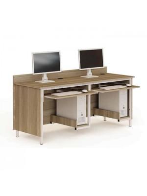 İki Kişilik Eko Çalışma Masası Suntalam-dk544 Bilgisayar Çalışma Masaları