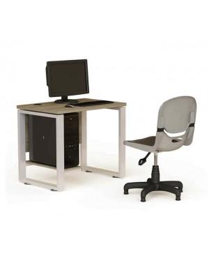 Metal Ayaklı Çalışma Masası-dk547 Bilgisayar Çalışma Masaları