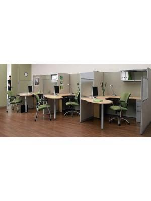 U Masalı Modern Ofis Çağrı Merkezi