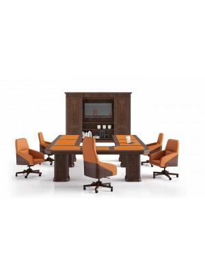 Klasik Ofis Mobilyası - Klasik Ofis Takımları